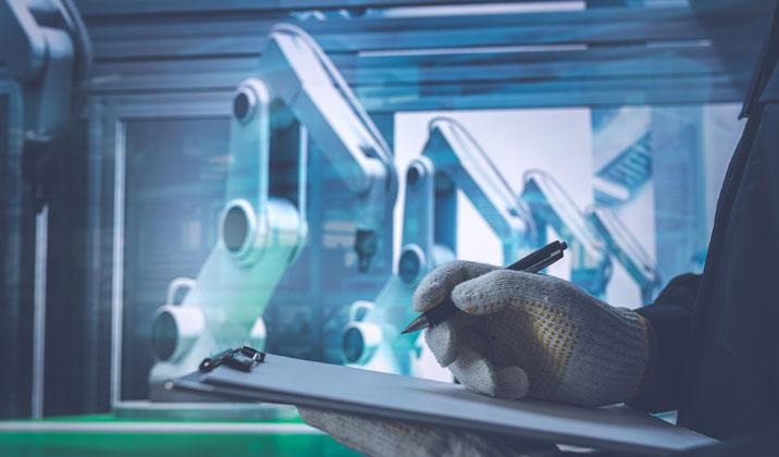 産業用ロボットおよび周辺装置の開発・設計